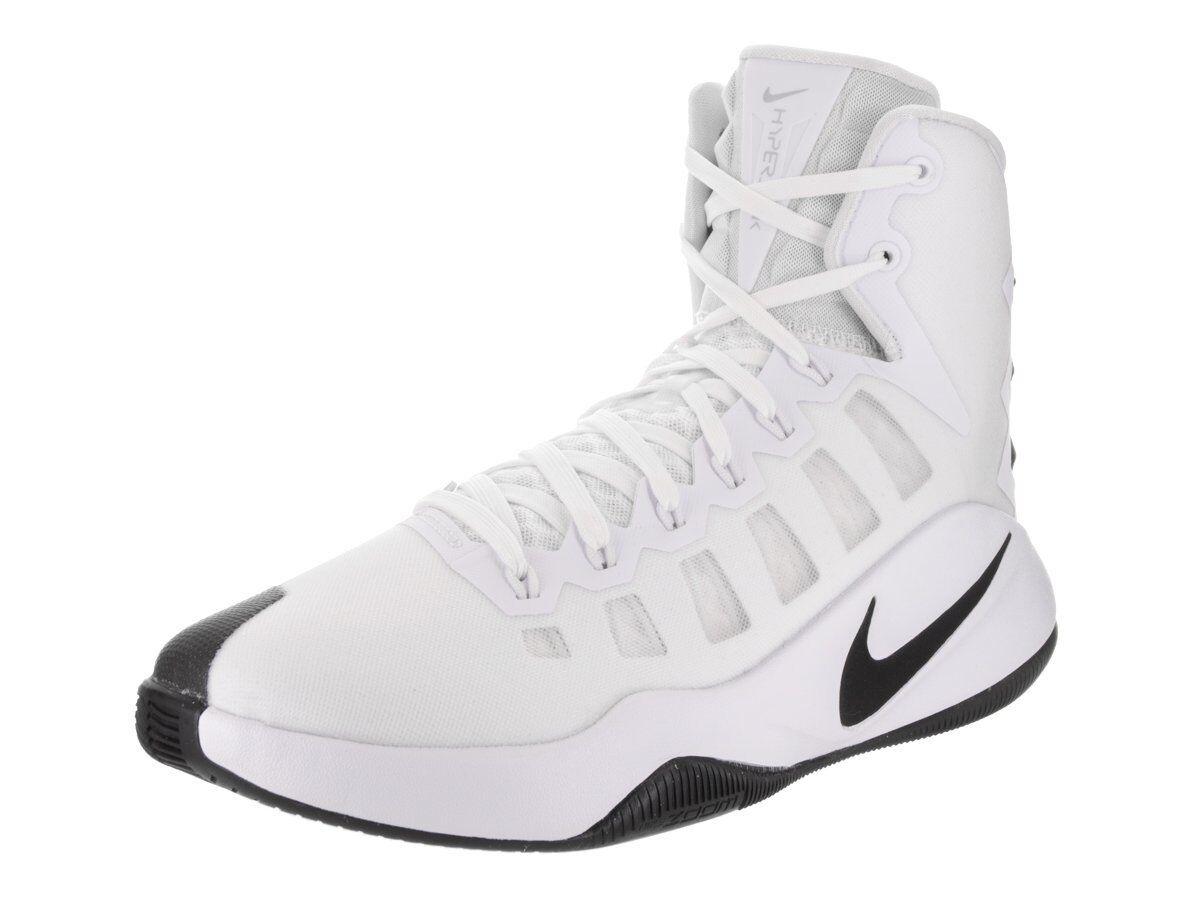 NIKE Basketball Men's Hyperdunk 2016 TB Basketball NIKE Shoes White/Black 8 D(M) US 0810c7