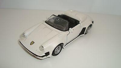 Umorismo Vehicule Maisto Shell Voiture Porche 911 Speedster Ech1/38 (11x5cm)
