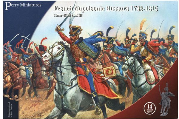 Perry Miniatures FN 140 Napoleonic French Hussars 1812-15