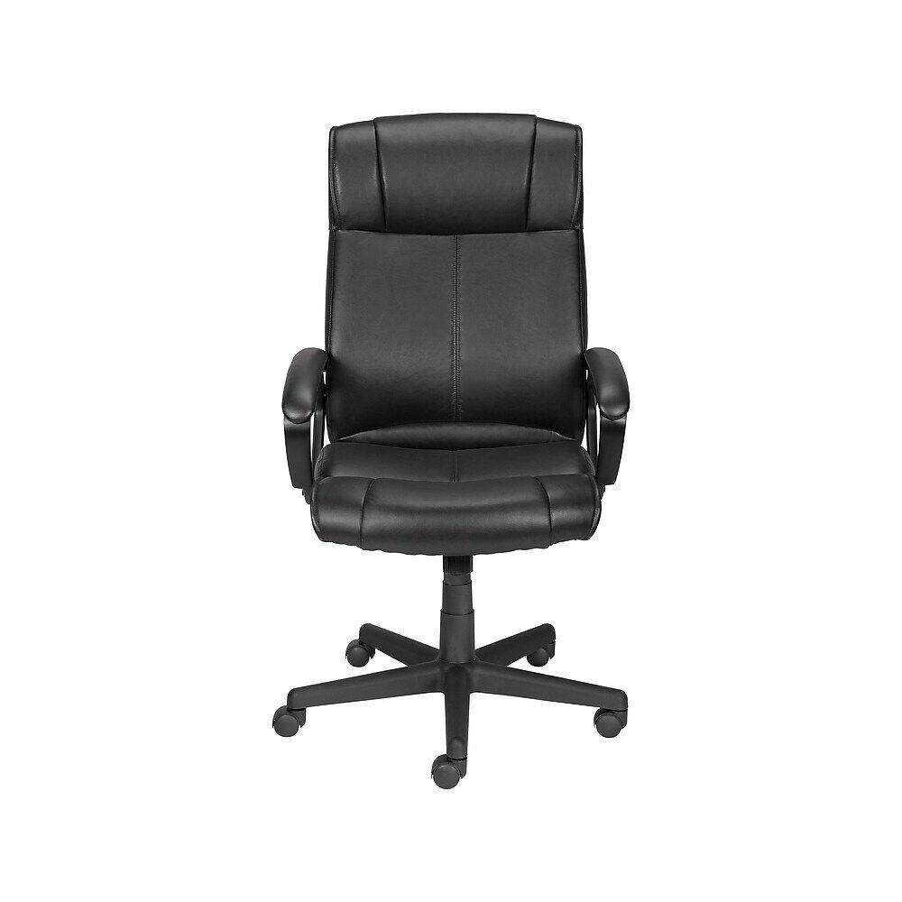 Staples Turcotte Luxura High Back Office Chair Black 39