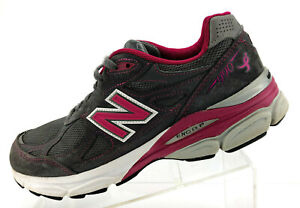 New-Balance-990-Running-Shoes-Gray-Multi-Color-Comfort-Walking-Womens-Size-10-5