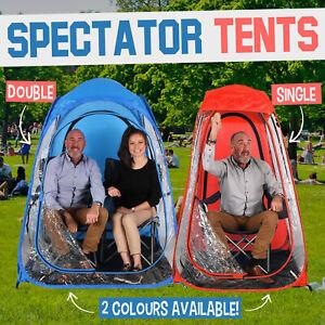 2 Man Beach Camping Festival Fishing Garden Kids Tent Sun Shelter pop up new