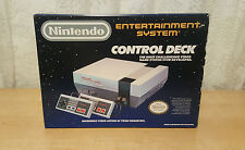 Nintendo Entertainment System Control Deck NES - Complete in Box