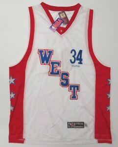 Reebok Ray Allen 2004 NBA All Star Game Jersey Sewn Sz 56 ...
