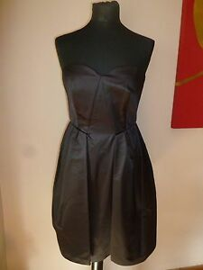 Silk uk8 Miu xs bnwt Taille Dress It40 zddqX0