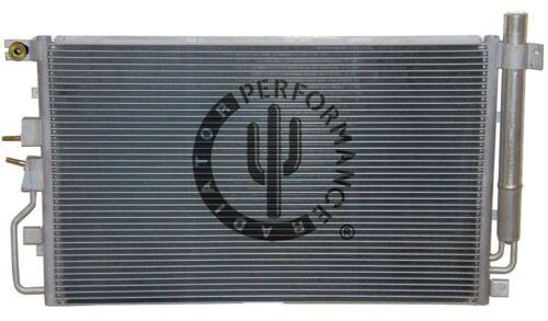 A//C Condenser Performance Radiator 4962