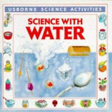 Science With Water (Usborne Science Activities)