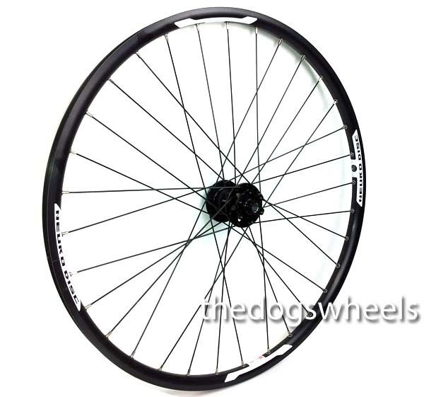 26  Mountain Bike MTB Rear Disc Wheel 12mm x 142mm Bolt Through Formula Hub