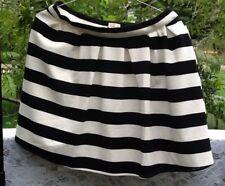 8c118a8999 item 4 Myrtlewood Women's Black/White Striped Pleated Skirt Size Large  -Myrtlewood Women's Black/White Striped Pleated Skirt Size Large
