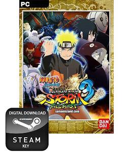naruto shippuden ultimate ninja storm revolution pc steam crack