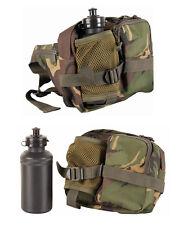 Army Combat Military Waist Bag Water Bottle Aqua Bladder Day Pack Utility Belt