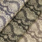 FQ - Vintage Cream Floral Retro Flower Lace Print Cotton Fabric Dress Quilt VK19