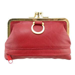 Genuine-Leather-Mini-Purse-Women-039-s-Coin-Change-Wallet-Case-Bag-12-8-5-1-3cm