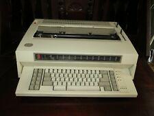 New Listingibm Wheelwriter 6 Series Ii Electronic Typewriter Works Great