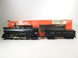 Lionel-O-Gauge-New-York-Central-Hudson-Loco-amp-Tender-NOT-WORKING-6-8206-C-161