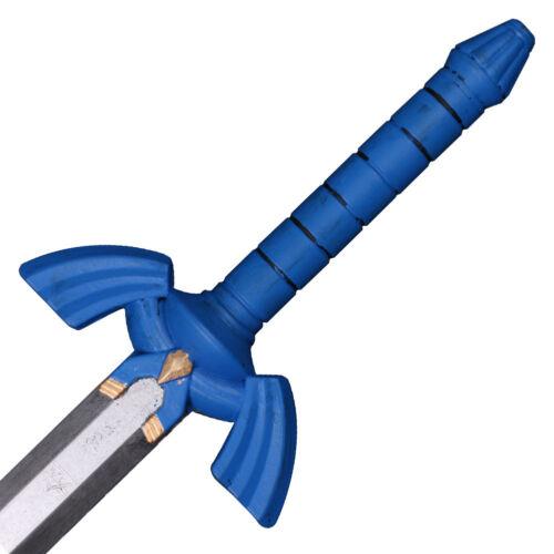 Zelda Accurate Twilight Princess Link Foam Sword FREE Nylon Sheath Game Combo