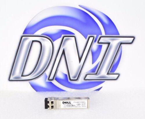 Dell N743D FTLX8571D3BCL 10Gb SFP SR 850nm Transceiver Module HSS