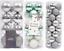 Glitter-Christmas-Baubles-Xmas-Tree-Ornament-Hanging-Ball-Photo-Bauble-Decor thumbnail 2