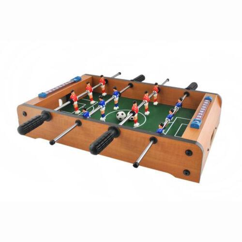 Mini Kicker Table de Football Soccer Kicker Table Match de football table portable mi-temps