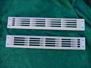 CHECKMATE-BOAT-VENT-LOUVER-BILGE-EXHAUST-NEW-17-5-LONG-WHITE-amp-OTHER-BOATS-TOO