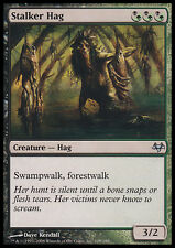 MTG Stalker Hag x4 Eventide ENGLISH LP Uncommon Hybrid Black Green