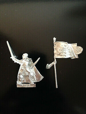 Amichevole Warhammer Lord Of The Rings Lotr - Halbarad, Captain Of The Dunedain Metal Oop Buona Conservazione Del Calore
