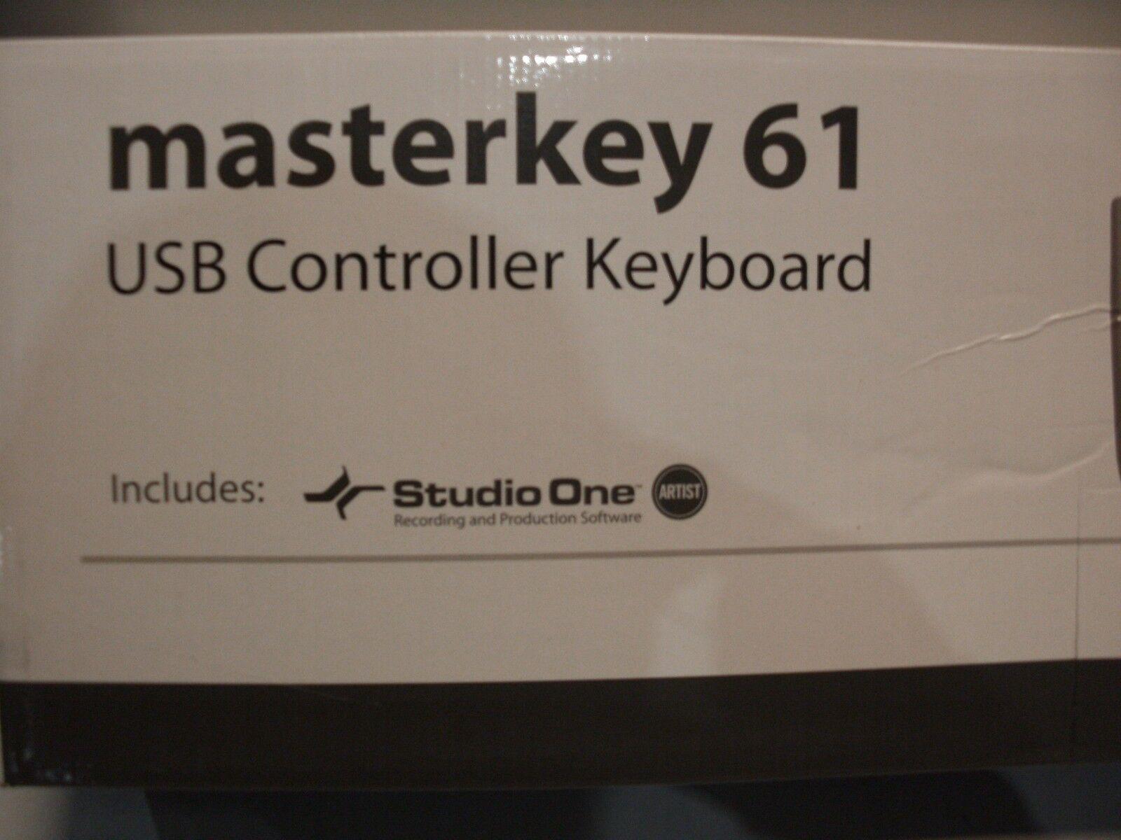 Masterkey 61 usb controller keyboard
