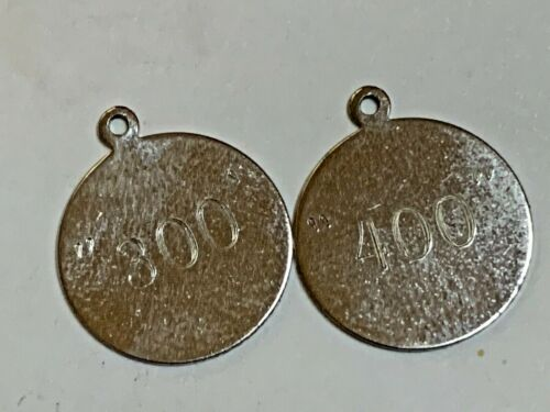 CHARMS   STERLING  SILVER  TELEPHONE 300 AND 300