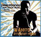 Biyografi Mwen [Digipak] by Wanito (CD, Nov-2011, CD Baby (distributor))