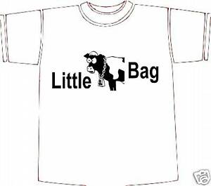 Little-Cow-Bag-T-shirt-Great-Print-NEW-SMALL