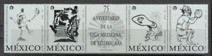 Mexico - Mail 1999 Yvert 1865/8 MNH Sports