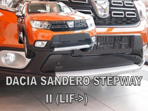 Heko 04070 invierno diafragma para parrilla frontal parrilla diafragma para Dacia Sandero Stepway II