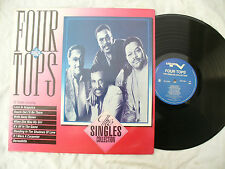 FOUR TOPS LP THE SINGLES COLLECTION polygram 5157101..... 33rpm / motown