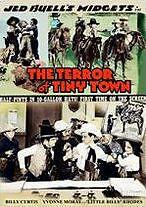 TERROR OF TINY TOWN - DVD - Region Free - Sealed