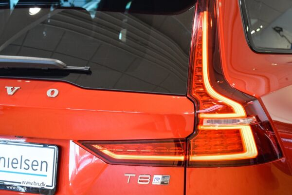 Volvo V60 2,0 T8 390 R-Design aut. AWD - billede 3