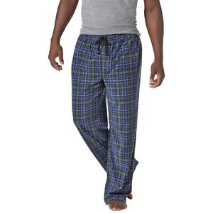 Men-s-Outdoor-Spirit-2-Pack-Microfleece-Sleep-Pant-Blue-Red-L-NKV9M-1126