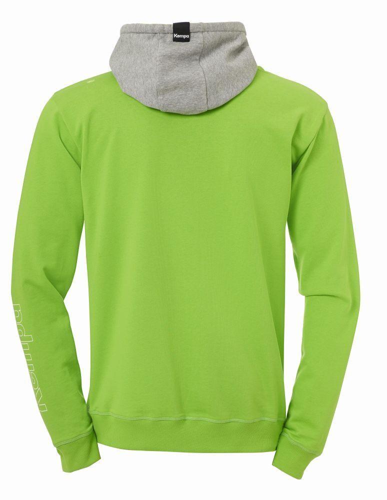 Kempa Handball Core 2.0 Freizeit Kinder Hoodie Sweatshirt mit mit mit Kapuze grün grau     | Elegante Und Stabile Verpackung  | Shopping Online  | Erste Gruppe von Kunden  f5dde2
