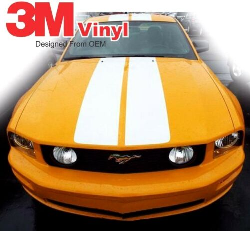 2005-2009 Mustang Rally Stripe Graphic Decal Sticker 3M Vinyl Wildstang