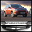 Mitsubishi-Outlander-3-III-Chrome-Rear-Bumper-Protector-Scratch-Guard-S-Steel thumbnail 1