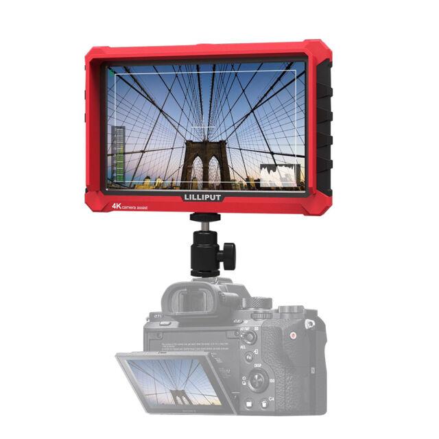 Lilliput A7S 7-inch 1920x1200 IPS Camera Field Monitor 4K HDMI F DSLR Mirrorless