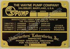 M/&S MARTIN SCHWARTZ /& WAYNE MODEL 80 GAS PUMP SIGHT GLASS BEZEL SB-105 FREE S/&H