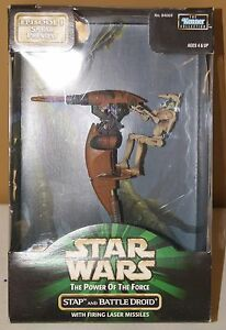 Star-Wars-Power-of-the-Force-POTF-STAP-and-Battle-Droid-1998-HASBRO-KENNER-84069