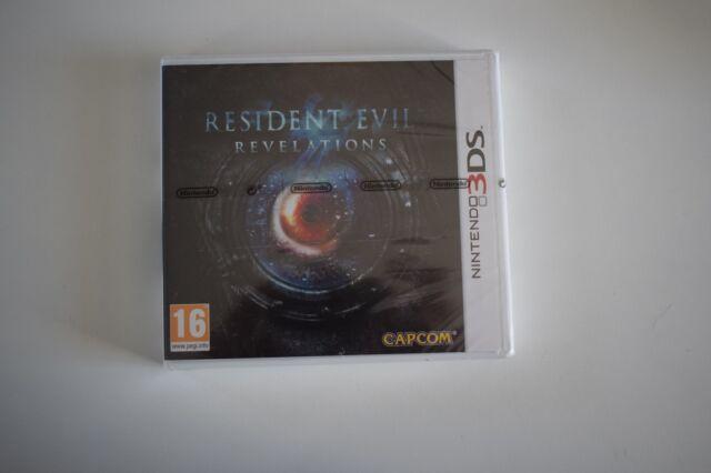 resident evil revelations 3ds neuf sous blister