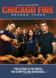 Details about Chicago Fire: Season 3 (Third Season) (6 Disc) DVD NEW