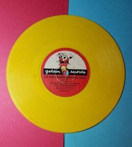 VINTAGE 1950's CHILDREN'S GOLDEN RECORDS 78RPM - THE NIGHT BEFORE CHRISTMAS SONG