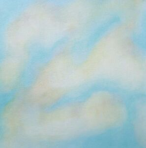 SUMMER-CLOUDS-Landscape-Oil-Painting-Stretched-12-034-x12-034-Canvas-Julia-Garcia-Art
