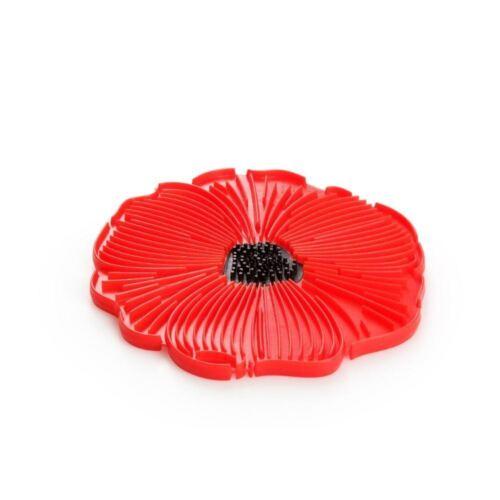 Charles Viancin Trivet Poppy Red 15cm
