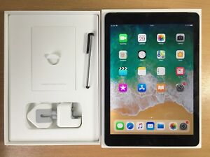#GRADE A# Apple iPad Air 2 64GB, Wi-Fi + Cellular (Unlocked), 9.7in - Space Grey 888462058490