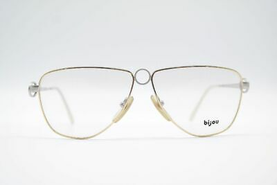 Bello Vintage Bijou M336 58 [] 11 135 Oro Ovale Occhiali Eyeglasses Nos-mostra Il Titolo Originale