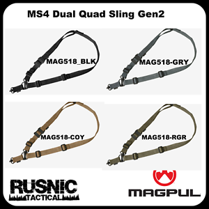Magpul MS4 GEN2 DUAL QD Multi-Mission Two Point Sling MAG518